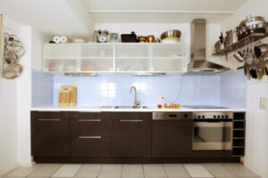 Veneer Wood Cabinetry Can Be A Warms Kitchen Addition