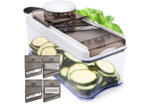 HomeNative Adjustable Mandoline Slicer
