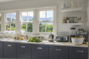 Floating Shelves Can Replace Kitchen Cabinetry