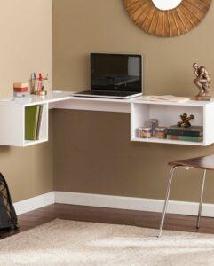 Fynn Wall-Mount Corner Desk