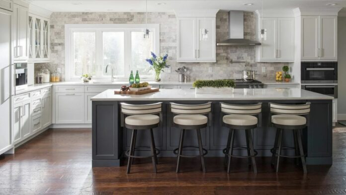Beautiful Blue Kitchens To Brighten Your Day