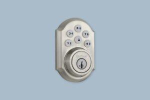 Best Value: Kwikset 909 SmartCode Electronic Deadbolt