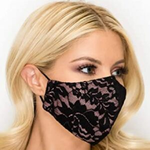 Duul.ce Lace Face Mask