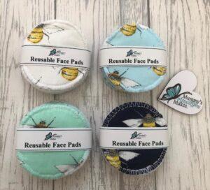 reusable makeup wipes