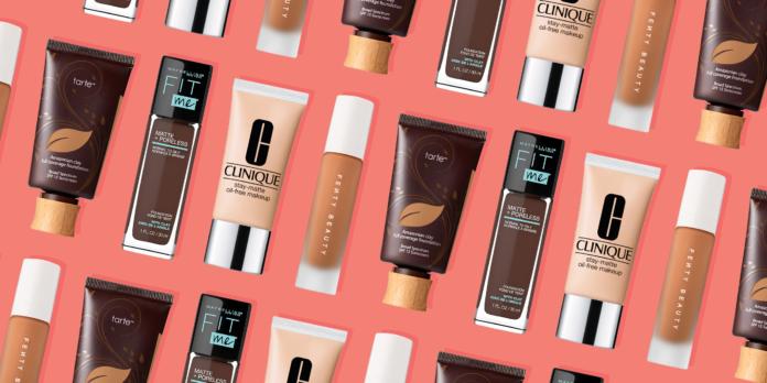 best foundations for darker skin