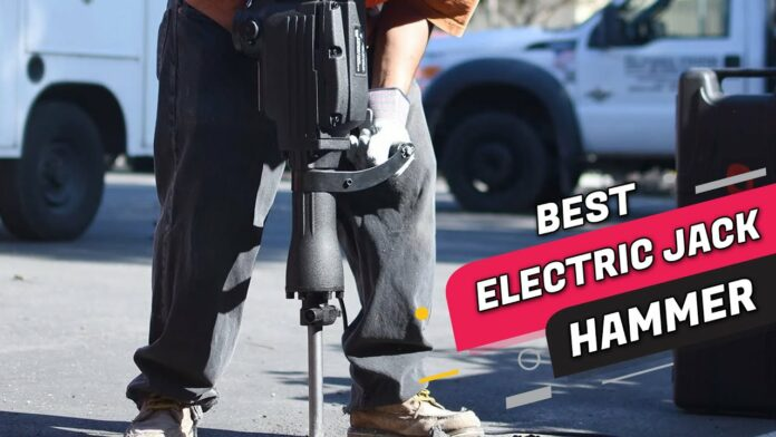 electric jack hammer