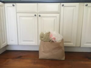 How to get rid of excess stuff